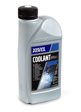 Volvo Coolant - Green (1 liter) | 38-150020